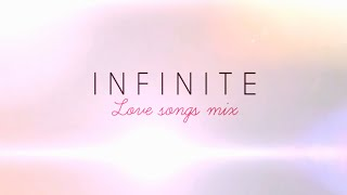 Video INFINITE - LOVE SONGS MIX download MP3, 3GP, MP4, WEBM, AVI, FLV Mei 2018