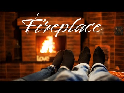 Cozy Fireplace & Smooth JAZZ - Piano JAZZ & Bossa Nova - Chill Out Music