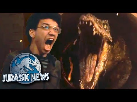 Download Youtube: CARNOTAURUS CONFIRMED + TRAILER REACTION AND THOUGHTS | Jurassic World News Update
