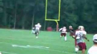 REDSKINS TRAINING CAMP: BRANDON LLOYD TD CATCH