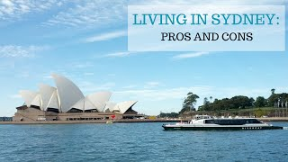 Living in Sydney: Pros and Cons thumbnail