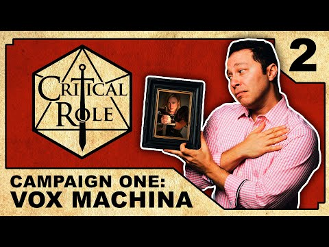 Into the Greyspine Mines - Critical Role RPG Show: Episode 2