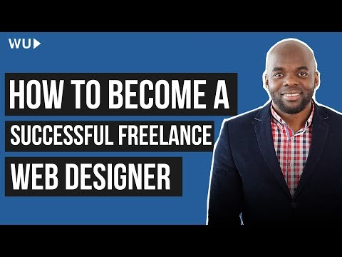 How to become a freelance web designer