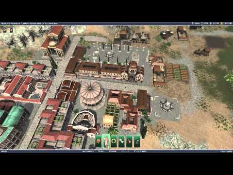 Let's Play Grand Ages: Rome 36 (The Egyptian Queen, A Worthy