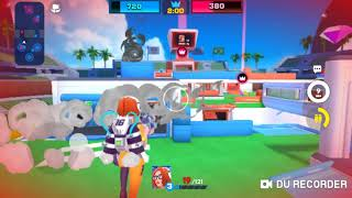 Frag: Bunny power wins