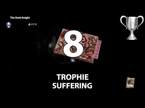 "Tormented Souls: ""Suffering"" Trophy | Trofeo ""Suffering"" |"