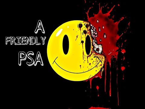 """A Friendly PSA: Film School"" - PSA - Weds. July 19th, 2017"