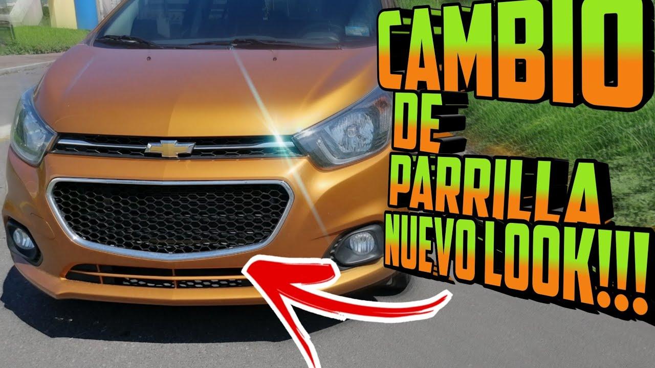 COMO DARLE UN NUEVO LOOK A TU AUTO/CHEVROLET BEAT /SPARK GT