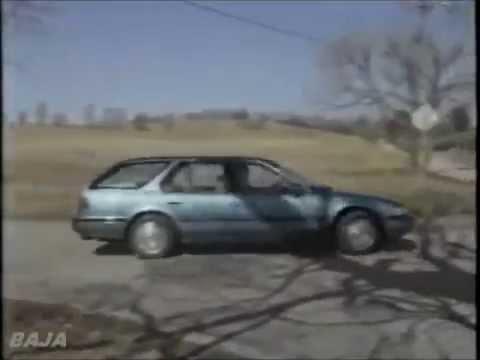 1991 Honda Accord Wagon Youtube