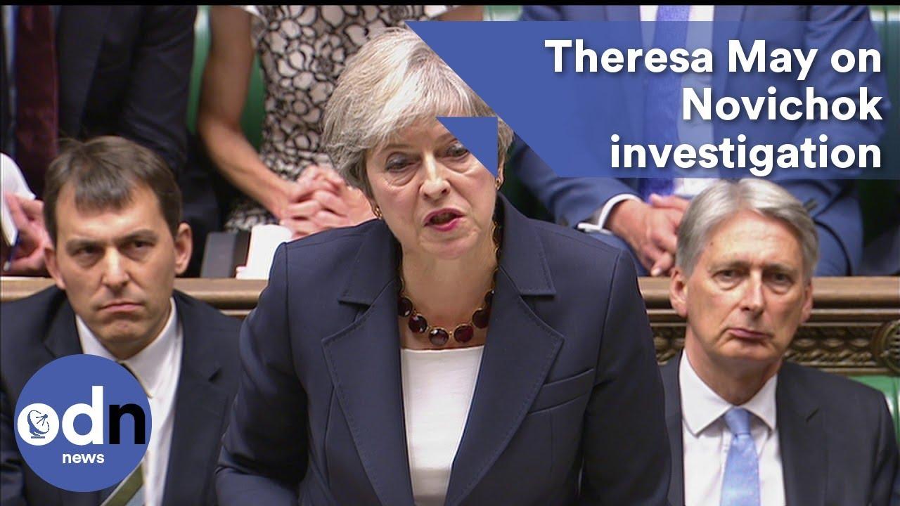 «Омерзительное нападение на нашу страну». Заявление премьер-министра Великобритании
