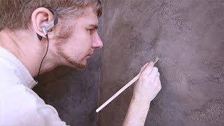 Видео #1: Нанесение и тонировка декоративной штукатурки(http://belladecor.ru Рельефная штукатурка Travertino имеет широкий цветовой диапазон, а так же множество способов нанесе..., 2014-04-09T13:20:54.000Z)