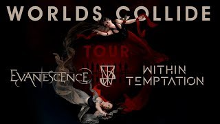 Worlds Collide Tour Announcement Code: WTEV20
