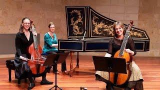 Marin Marais: Le Labyrinthe (the Labyrinth); Cassandra Luckhardt, viola da gamba