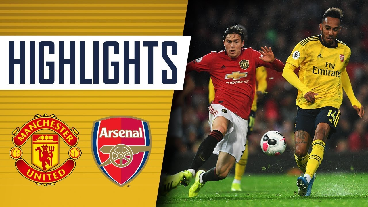 Download HIGHLIGHTS | Manchester United 1-1 Arsenal | Premier League