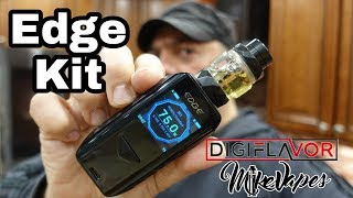 Wireless Charging Mod? The Edge Kit By Digiflavor - Mike Vapes