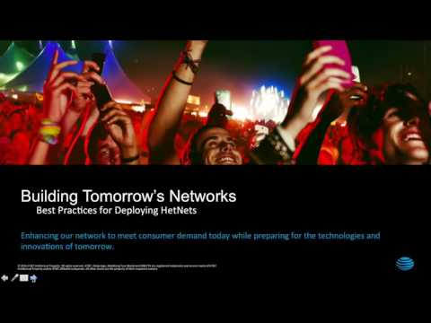 Editorial Webinar: Building tomorrow's networks: best practices for deploying hetnets