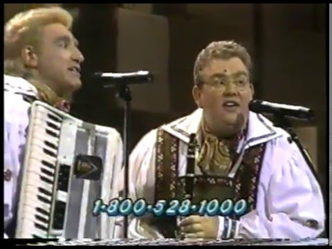 Comedy  Comic Relief  The Shmenges Brothers Polka Band  John Candy & Gene Levy imasportsphile.com