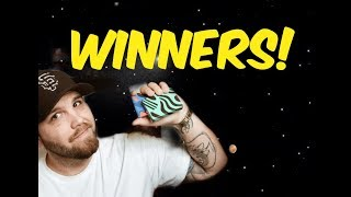 GEMINI GIVEAWAY WINNERS ANNOUNCEMENT AND NEW GIVEAWAY UPDATE!! (Playing cards, magic and MORE!)