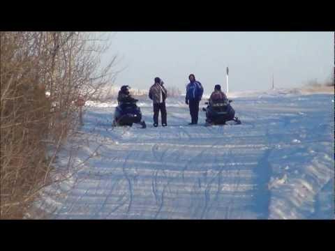 Канада. Чем занимаются канадцы зимой?