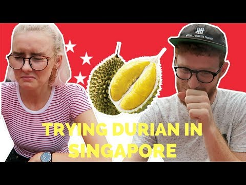MOST DISGUSTING FOOD IN SINGAPORE!?