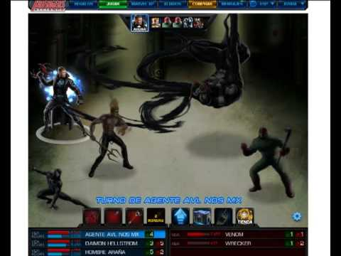 how to play avengers alliance