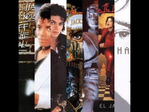 Michael Jackson's discography