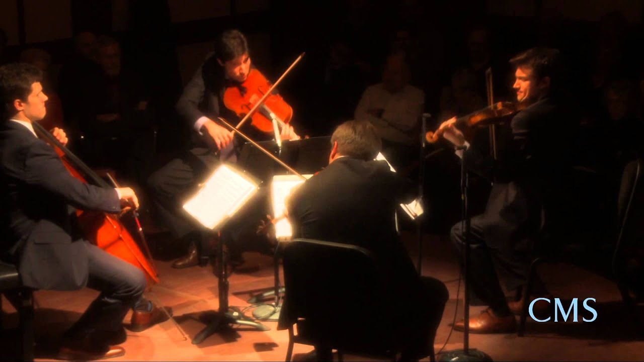 Elgar: String Quartet in E minor,  III. Finale: Allegro molto