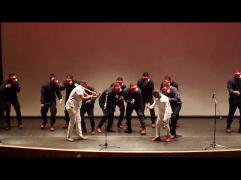 Kappa Alpha Psi   Spring '16 Probate   The Eta Psi Chapter   East Carolina University   Empire Nupes
