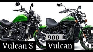 kawasaki Vulcan S ABS vs Kawasaki Vulcan 900 ABS Comparison Review