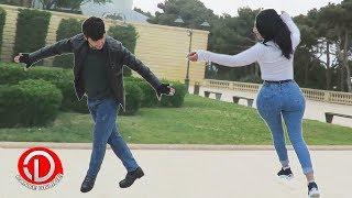 Девушка Танцует Очень Интересно С Парнями В Баку 2019 Лезгинка (NEW)