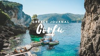 CORFU, GREECE   Ionian Islands Pt. 3