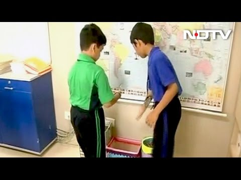 The Environment Friendly 10 Yards Of This Kolkata School