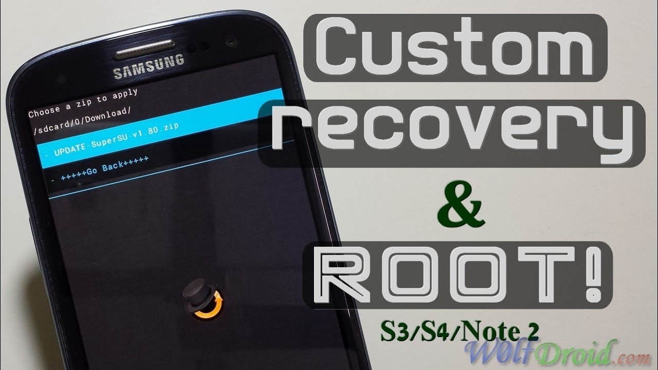 How to install cwm recovery root samsung galaxy s3s4note 2 youtube ccuart Gallery