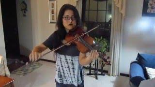 Swag - Lindsey Stirling Violin Cover