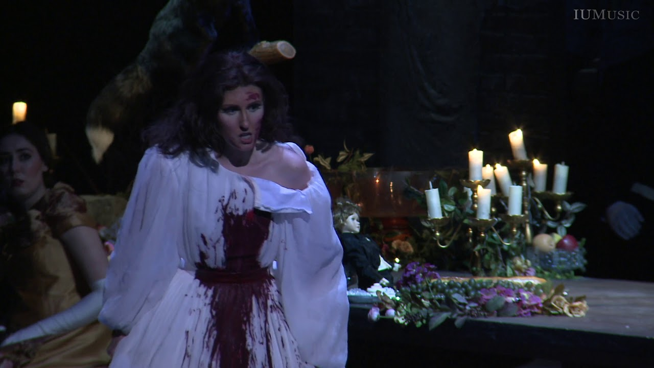 Il dolce suono... Ardon gl'incensi... Spargi d'amaro pianto (Lucia di Lammermoor)