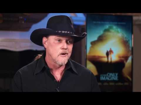 "Trace Adkins Discusses His New Role In ""I Can Only Imagine"" 