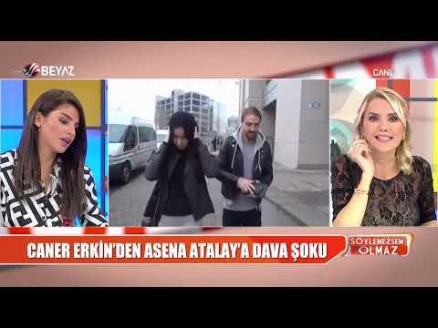 Caner Erkin'den bir hamle daha! Asena Atalay'a dava şoku!
