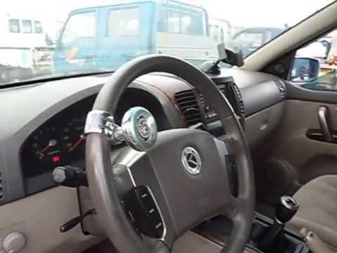 2005 Kia Sorento GOOD CAR. 4WD M/T