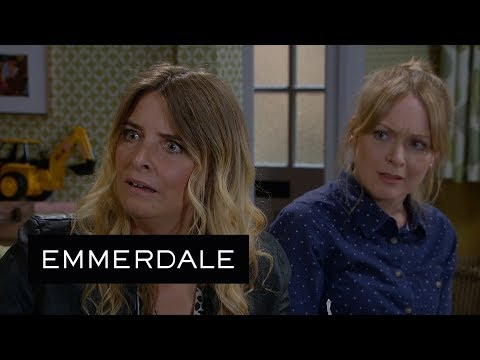 Emmerdale - Zak Drops a Bombshell About Charity's Dad