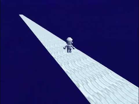 Super Mario 64 Beta level demo