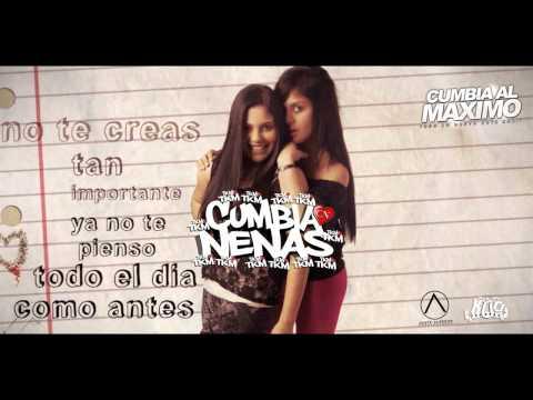 Cumbia Nenas - No Te Creas Tan Importante [Mayo 2015] [www.CUMBIAALMAXIMO.net]