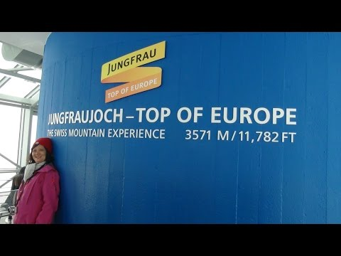 Jungfrau_ with  3day VIP Pass