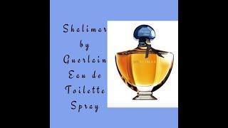 Shalimar by Guerlain Eau de Toilette Spray (Fragrance Review)