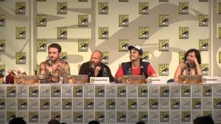 Truthful Gravity Falls Fan at Comic Con 2014