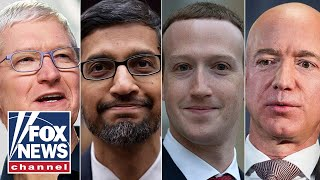 Bezos, Zuckerberg, Cook and Pichai testify before House