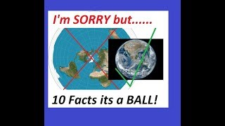 I NOW Believe Earth IS Spinning BALL:10+ Reasons
