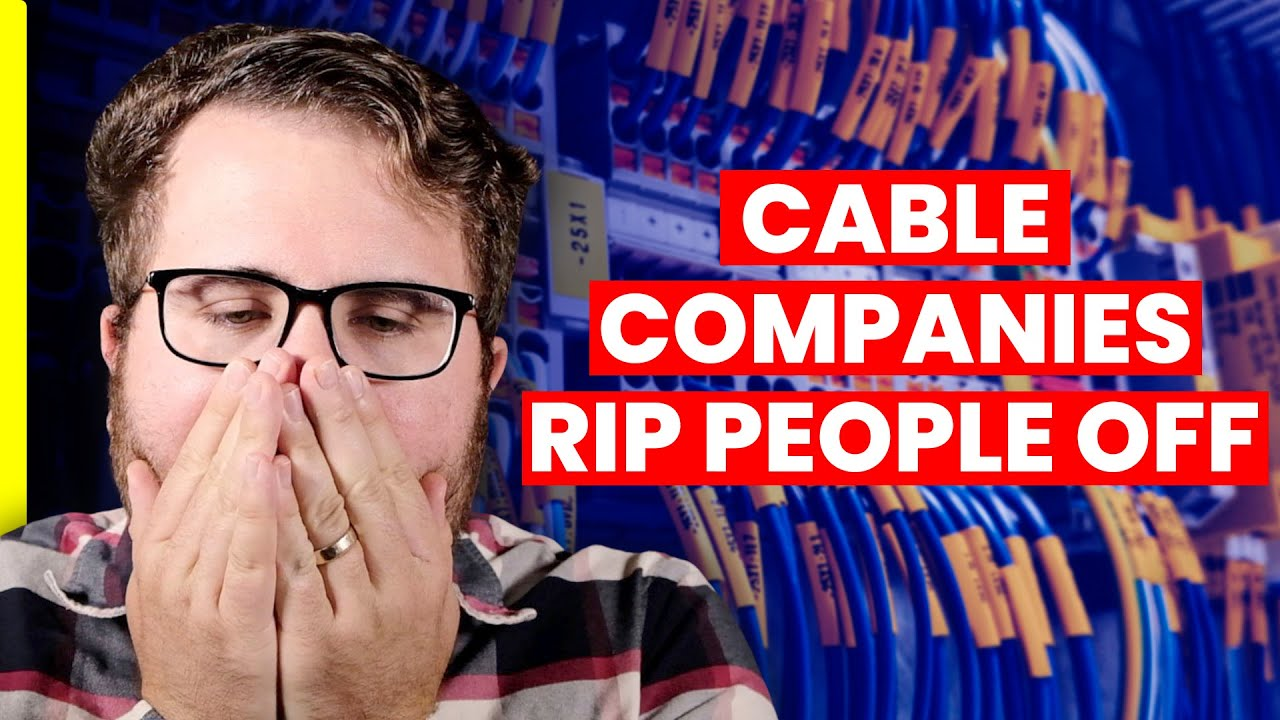 Download 5 Ways Your Cable Company is Ripping You Off + What You Can Do About It