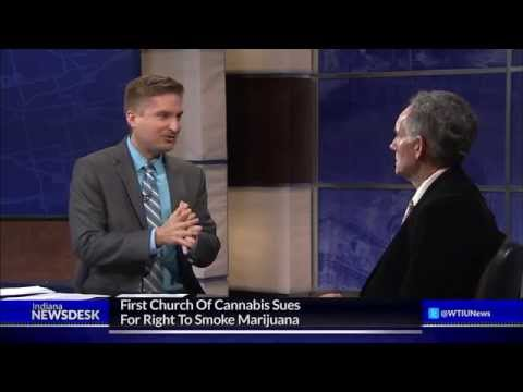 First Church Of Cannabis Files RFRA Lawsuit