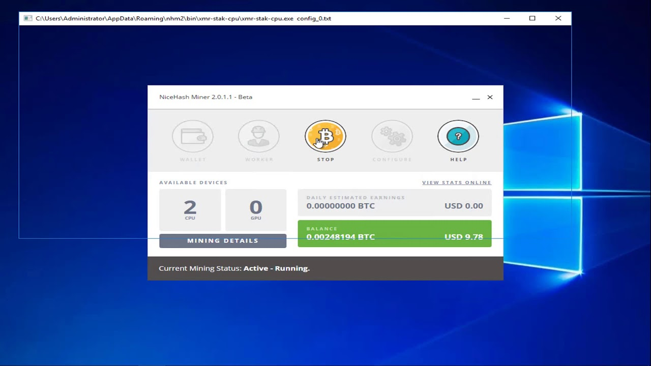 Bitcoin Mining Software Deutsch