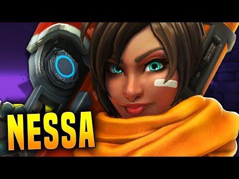 THE KINESSA QUICK SCOPES!! | Paladins Kinessa Gameplay & Build
